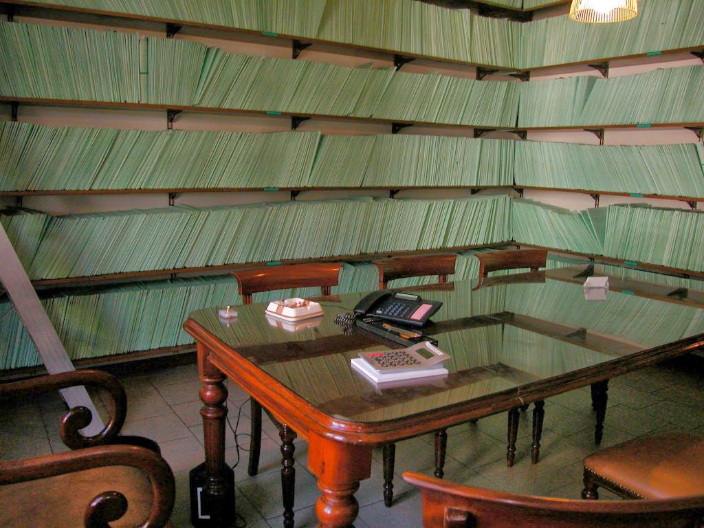 galleria foto del vecchio ufficio di pescara del notaio